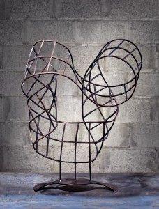 Rush, a fine art sculpture - Kevin Caron