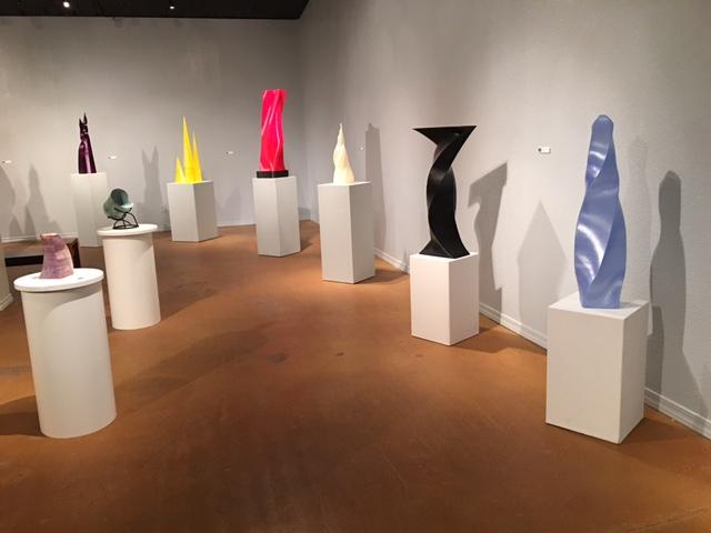 Art show puts spotlight on my 3D printed sculpture