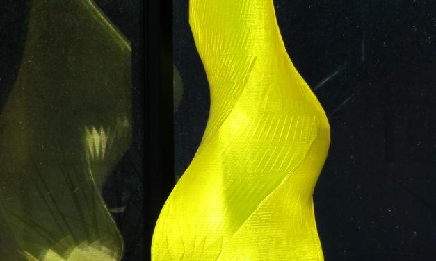 Aesthetic tweaking with 3D-printed designs