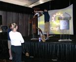 CityNorth groundbreaking preparation