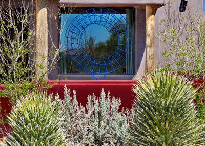 Portal, a contemporary art sculpture by Kevin Caron.