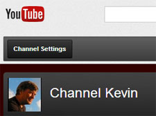 Channel Kevin - Videos from Artist Kevin Caron