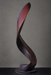 Charmed, a fine art sculpture by Kevin Caron
