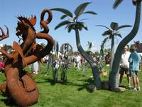 Loveland, Colorado, Sculpture in the Park show