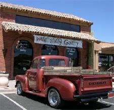 Wild Holly Gallery, Carefree, Arizona