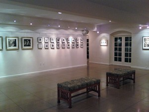 Olney Gallery, Trinity Cathedral, Phoenix, Arizona