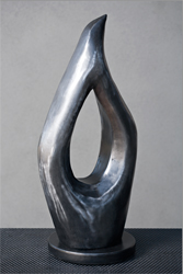Tiratana, a fine art sculpture by Kevin Caron
