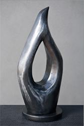 Tiratana, a fine art sculpture by Kevin Caron