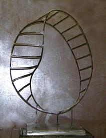 Perceptual Motion, a fine-art sculpture by Kevin Caron