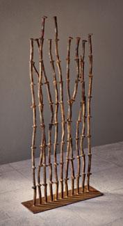 Railwort, a fine art sculpture by Phoenix sculptor Kevin Caron