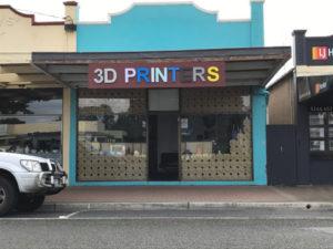 3D printing store in Stratford, Australia