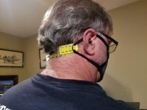 3D printed ear savers - Kevin Caron