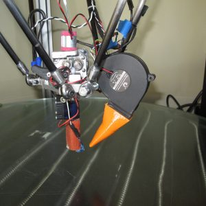 Improved 3D printer cooling fan - Kevin Caron