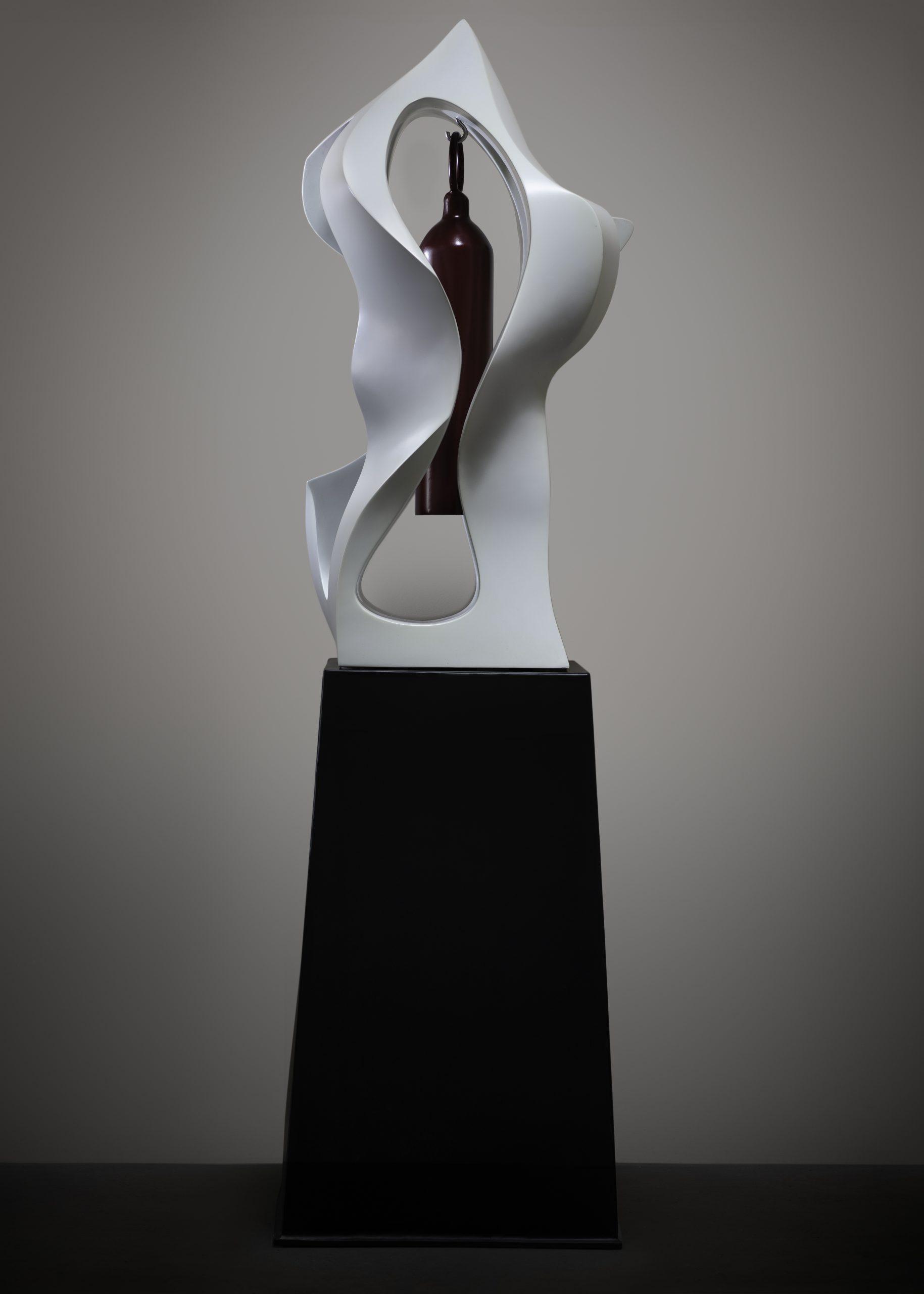 SoundWaves, a 3D printed & metal sound sculpture - Kevin Caron