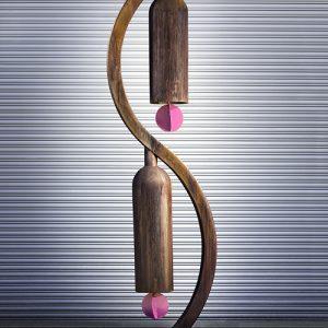 CleftNote sound sculpture